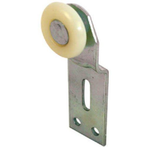NATIONAL SPECTRUM BRANDS HHI 16210-F Front Wardrobe Door Roller (2 Pack) (Wardrobe Door Front Roller)