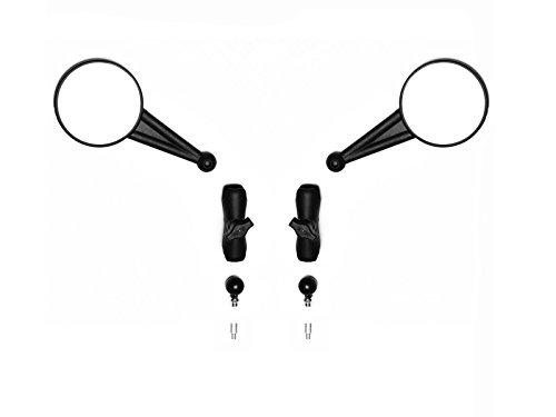 Doubletake Mirror - Indestructible Motorcycle Mirrors- Enduro set