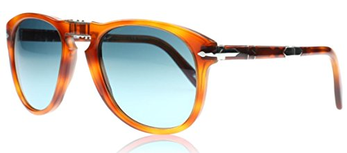 Mcqueen Po0714sm Light Steve Aviator Sunglasses 96 Havana Folding s3 Persol fUZgxqpp