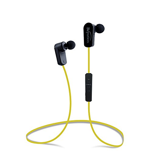 New Sports Hi-fi Bluetooth Headphones ---Mini Lightweight Wireless Stereo Sports/running Bluetooth Earbuds Headphones Headsets Built in Mic-phone