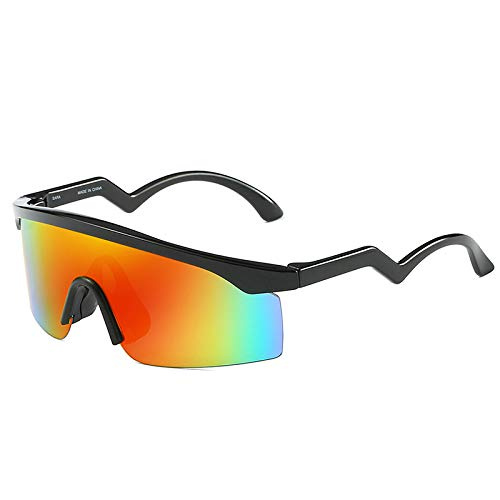Windshield F Hombre Gafas Sports Deportivas Sol nbsp;Outdoor F Gafas Riding de Sunglasses Sgpwaqz