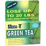 Mega-T Green Tea, Caplets