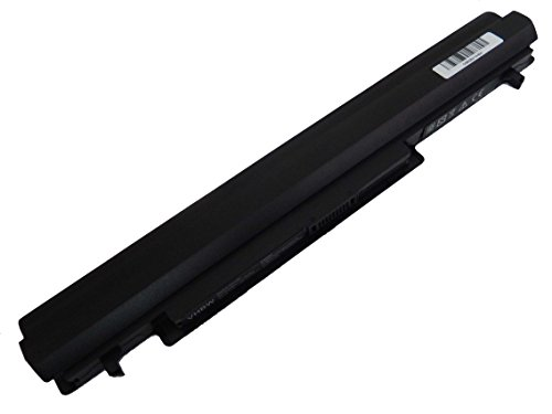 vhbw Li-Ion Akku 4400mAh (14.8V) für Notebook Laptop Asus Ultrabook S56CM-XX079V, S56CM-XX08?5H wie A31-K56, A32-K56, A41-K56, A42-K56.