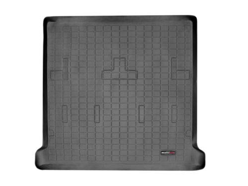 All Weather Weathertech Cargo Liner Trunk Mat for Tahoe Escalade Yukon in Black