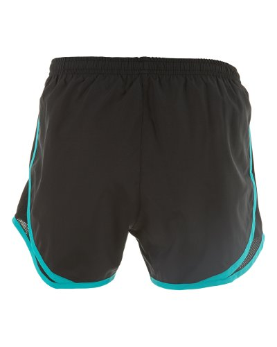 MATTE Tempo BLACK SILVER TURBO GREEN NIKE Women's Short BLACK CPz0zw