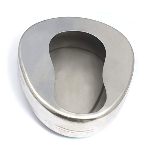 Bed Skins Steel - Stainless Steel Bed Pans - Adult: 14