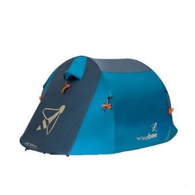 équipement de plein air respirant Parc Camping double couche Vitesse rapide Couvre-lit Leisure Compte de lancement automatique tentes