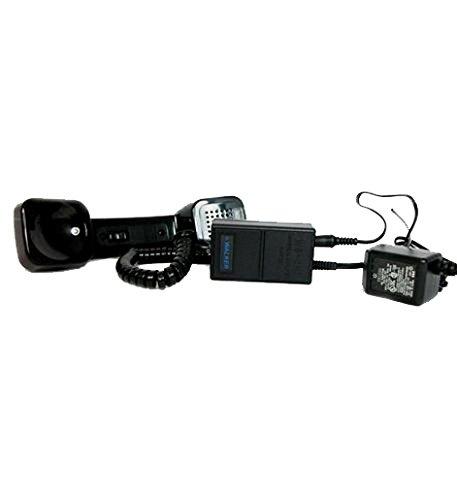 Universal amplified handset- Black