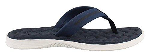 Sperry Mens, Defender Thong Sandals Navy/White