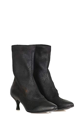 Strategia Women Black Ankle Jones Ner P2415 Boots 1 rxr0wzq