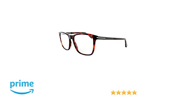 3c4f7c9dcc050 Tom Ford Unisex Ft 5351 052 56 56Mm Optical Frames at Amazon Men s Clothing  store