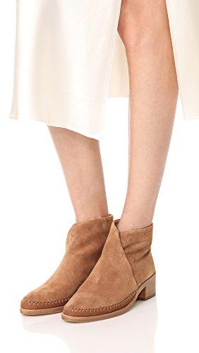 Tan Boot Fashion Soludos Venetian Bootie Women's qxgXa