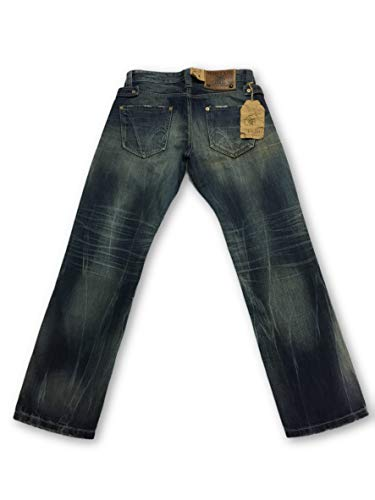 £99 Blue 00 W30l32 Rrp Pearly In King Jeans qpnBtTY6