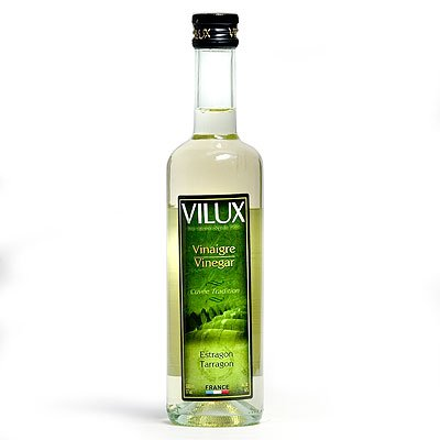 Vilux - French Tarragon White Wine Vinegar - Vinaigre a l'Estragon - 16.9 fl.oz by Vilux