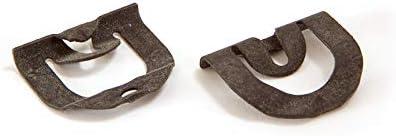12 Pc CHROME SHORT SPINNER LUG KIT 12mm X 1.75 1912S-SP