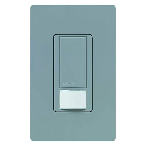 Lutron MS-OPS6M2U-DV-GR Passive Infrared Sensors with Exclusive Lutron XCT Technology for Fine Motion Detection Grey