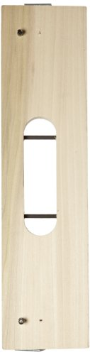 SOSS Wood Router Guide Template for #212 Invisible Hinges, 3/8