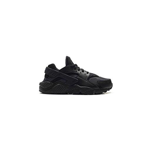 Nike Wmns Air Huarache Run, Chaussures de Sport Femme, Noir, 46 EU