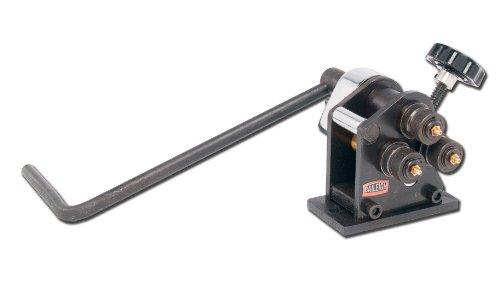 Baileigh R-M3 Plate Steel Manual Single Pinch Roll Bender, 3'' Diameter