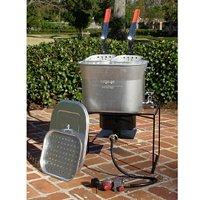 King Kooker Hot Tub Multi-Purpose Outdoor Cooker