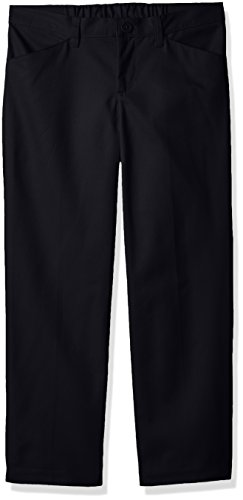 Classroom Uniforms Big Girls' Plus Size Low Rise Pant, Dark Navy, 18h by Classroom Uniforms