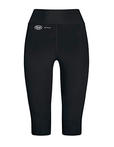 Anita Calf Sports Active Pant Length 001 1685 Large Women's Black r1wxXr0q