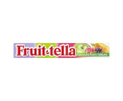 Fruittella English Fruits Chewy Sweets Stick (41g x 20) (English Fruit)