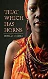 That Which Has Horns (Indigo)