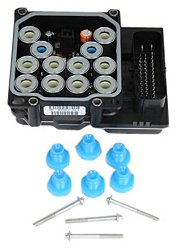 ACDelco 15905737 GM Original Equipment Electronic Brake Control Module with 4 Bolts