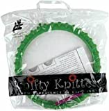 Provo Craft Knifty Knitter Looms - Large Round/Green