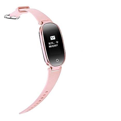 YUHANH Relojes Inteligentes para Mujeres Reloj Electrónico Deporte Digital Podómetro Damas Vida Impermeable Reloj De Pulsera Mujeres Relojes De Pulsera ...