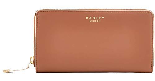 Radley Arlington Street Leather Matinee Purse - Tan ()