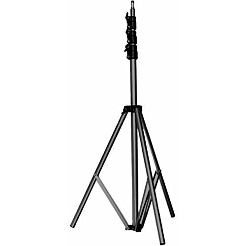 Manfrotto 368B 11-Feet 5/8-Inch Stud and 015 Top Basic Light Stand - Replaces 3336 (Black)