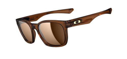 Oakley Garage Rock OO9175-06 Polarized Round Sunglasses,Dark