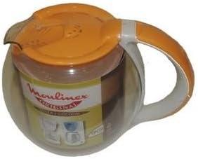 Jarra con tapa amarillo Cocoon Solea Cafetiere Moulinex aar14u (2 ...