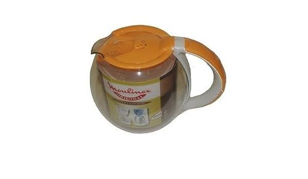 Jarra con tapa amarillo Cocoon Solea Cafetiere Moulinex aar14u (2): Amazon.es: Productos para mascotas