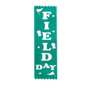 Field Day Award Ribbon (pack of 12) (Field Day Ribbon)