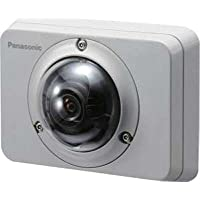 Panasonic WV-SW115 Super Dynamic 720P Vandal Resi stant Wall Mount Network Camera