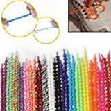 Sportswoman Sport Shoes Cord Ropes Travel Supplies - Inch Lazy Shoelaces Sneaker Elastic Shoestring Design Martin Boots Sport Shoes Cord Ropes - Fun Mutant Lark About Run Around - 1PCs
