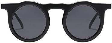 [해외]Eyewear Hergoto Women Vintage Round Frame Sunglasses Retro Eyewear Fashion Ladies Man(B) / Eyewear Hergoto Women Vintage Round Frame Sunglasses Retro Eyewear Fashion Ladies Man(B)