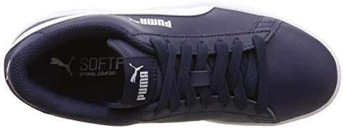 Puma Unisex L V2 Zapatillas Azul puma Smash peacoat White Adulto AIqIFSrw