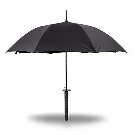 paraguas de la espada del samurai Katana manejado: Amazon.es: Electrónica
