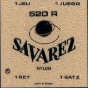 CUERDAS GUITARRA CLASICA - Savarez (521/R) Carta Roja 1ª (Minimo 10 Unidades)