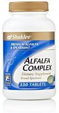 Shaklee Alfalfa Complex 330 ct.