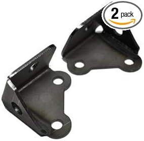 LED Work Light Mount Windshield Pillar Bracket Kit 07-17 for Jeep Wrangler JK 18