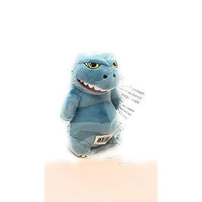 Kidrobot Loot Crate Exclusive Godzilla Phunny Plush Blue: Toys & Games