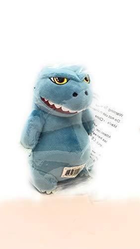 (Kidrobot Loot Crate Exclusive Godzilla Phunny Plush Blue)