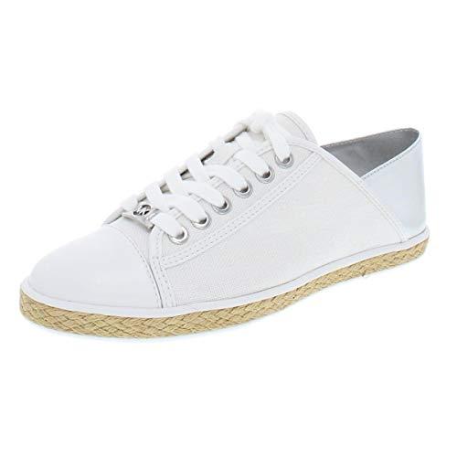 Michael Michael Kors Womens Kristy Fashion Sneakers White 10 Medium (B,M)