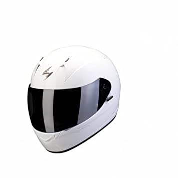 Scorpion Casco Moto exo-390, multicolor, talla S