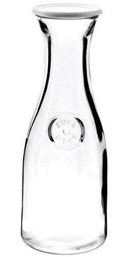 Anchor Hocking 34 oz. Glass Carafe 1 ltr., 4